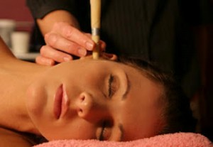 Ear candling  @ Avon Valley College
