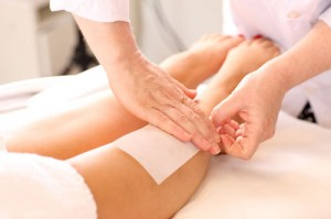 Waxing @ Therapy Courses Training School