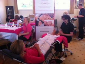 Swedish body massage - Wednesday 26th, 27th & 28th September 2018 @ Alderbury