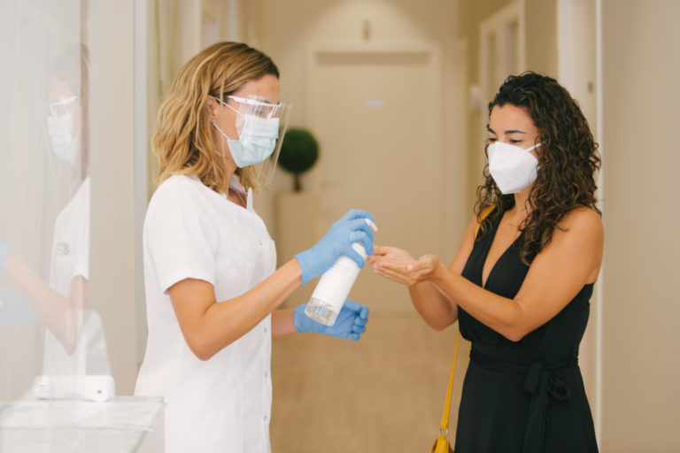 VTCT (ITEC) Level 2 Award in Infection Prevention (COVID-19) for Beauty Therapy and Nail Services
